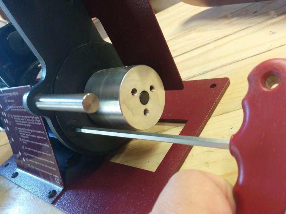 Robert Sorby ProEdge Tilt Adjustment Screw