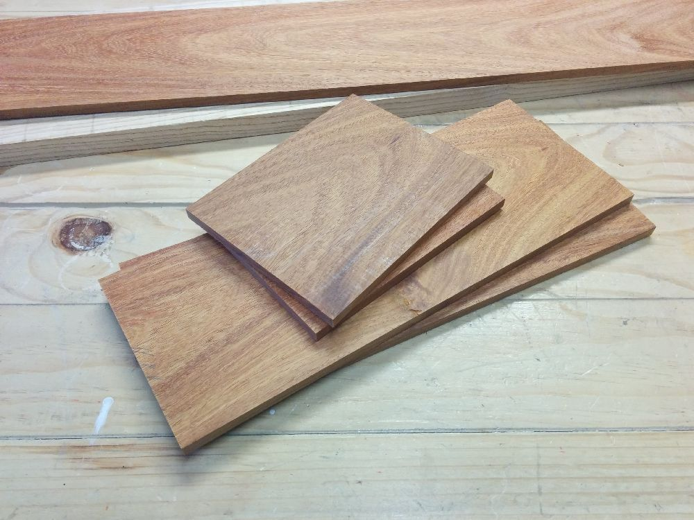 Rosewood cut to size