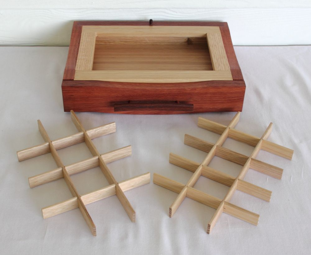 The Expandable Jewellery Box The Warawood Shed